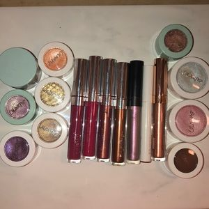 Colourpop Bundle (Limited Edition/Discontinued)